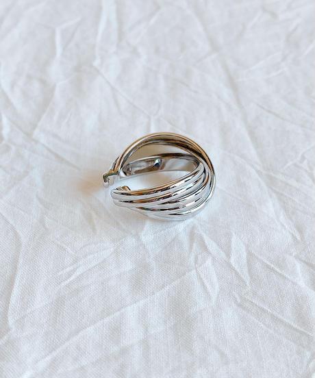overlap line ring H218
