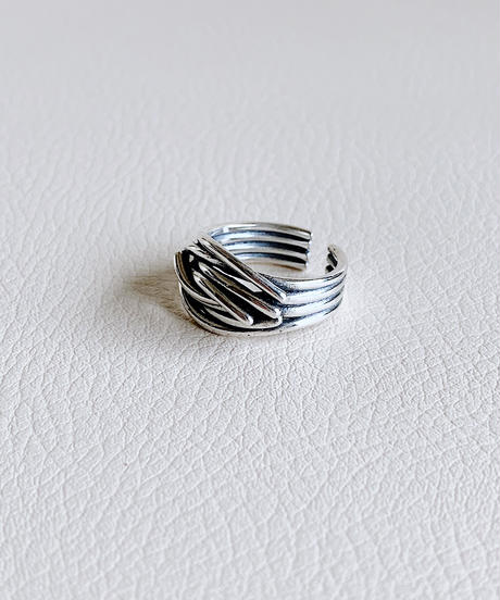 silver ring S-005