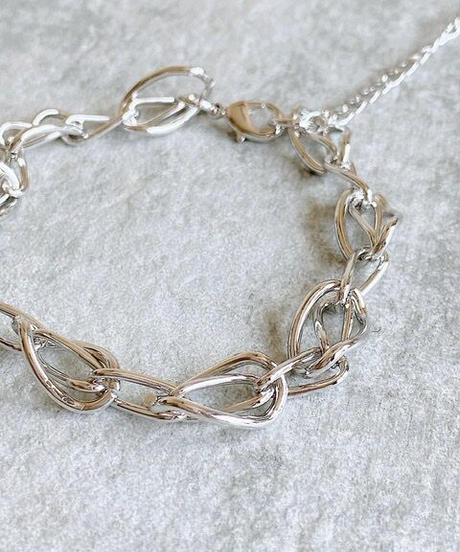 entangle chain bracelet J203