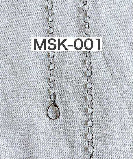 mask closed chain strap MSK-001~004