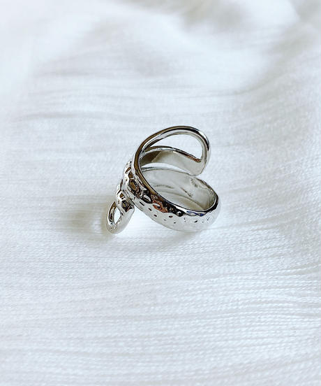 silver ring P119