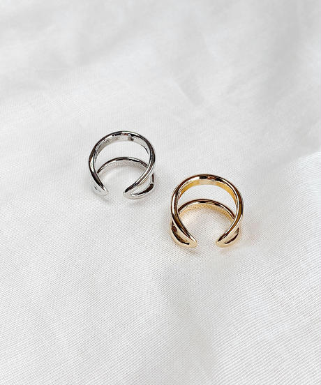 double line ring F108
