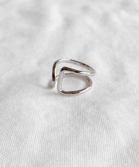 silver ring E214