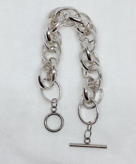 silver bracelet M101