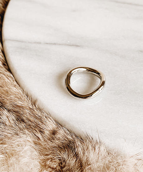 silver ring S-007