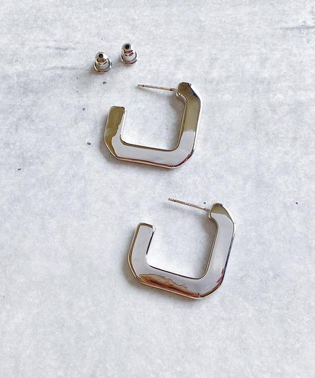 square hoop pierce F207