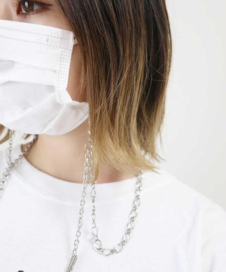 mask closed chain strap MSK-007~009
