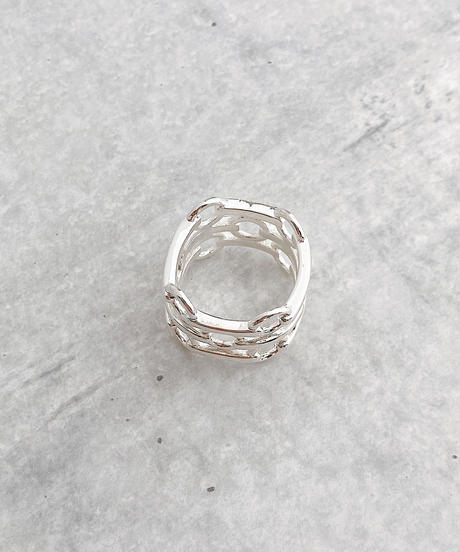 silver ring H220