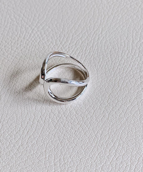 silver  ring P-004