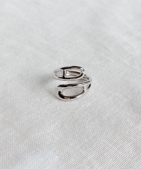 silver ring F120