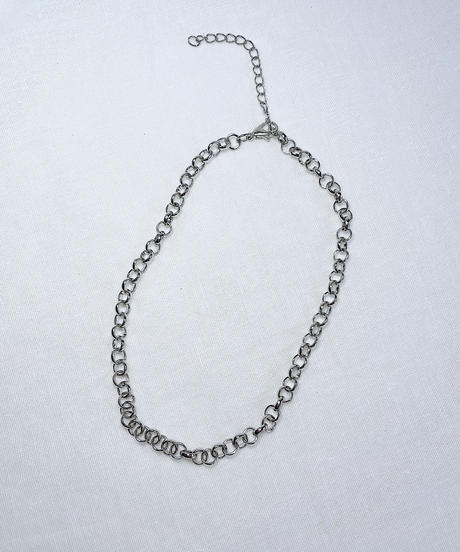 round chain necklace J108-C (short type)