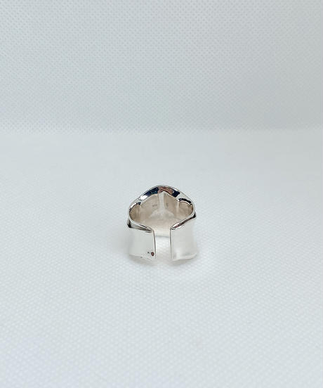silver ring M107