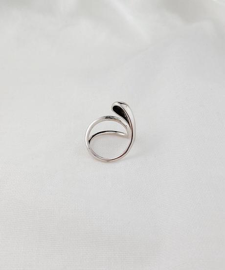 silver ring E204