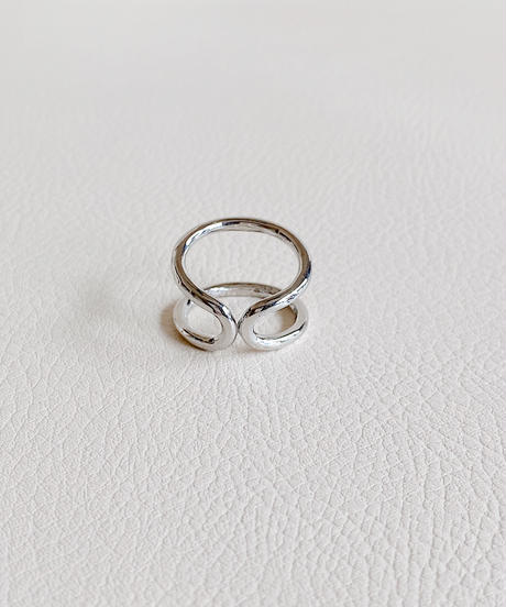 double line ring D107