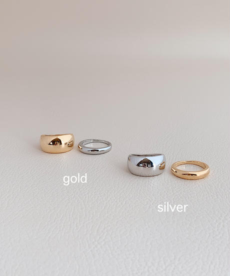 2 colors set ring B104