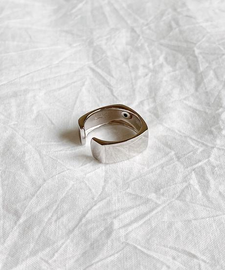 silver ring K203