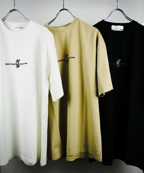 ドロウサ ビッグシルエット半袖Tシャツ ユニセックス