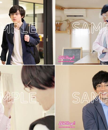 映画「LOVE STAGE」ランダム写真(全10種類・杉山真宏、和合真一のみ)