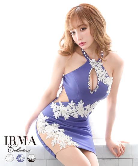 【IRMA】レースバイカラー/カットアウト/OP【15685】