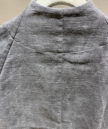 斑糸-muraito-ボトルネックジャケット