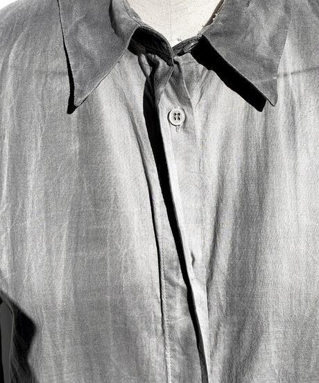 下朧 比翼ショートシャツ