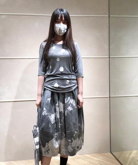 雨晴 - amabare - カットソー長袖(写真は五分袖です)