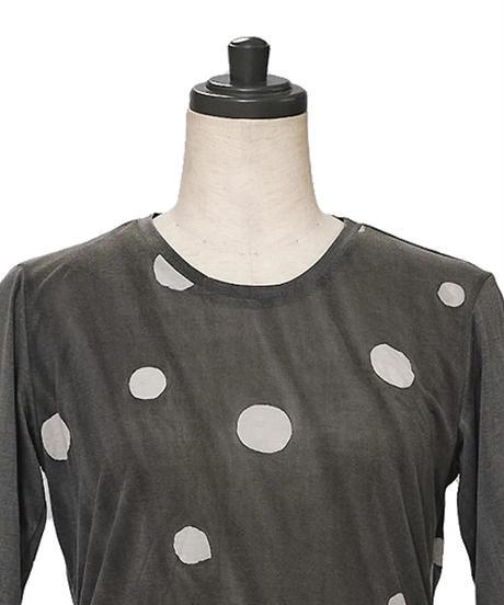 雨晴 - amabare - カットソー長袖(写真は七分袖です)