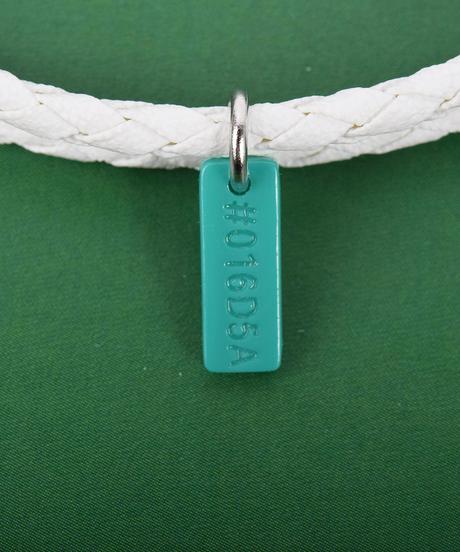 【限定900個】#016D5A Bracelet (WHT)
