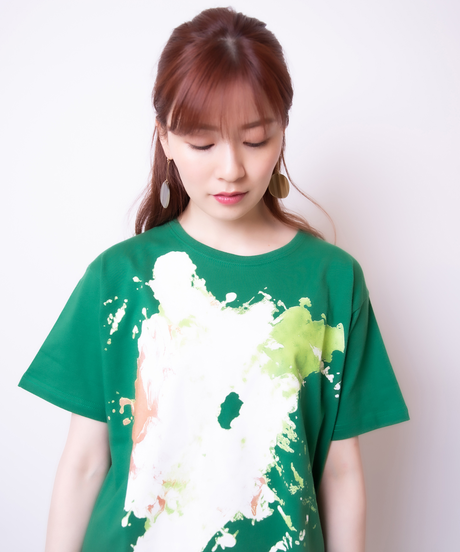 Canvas TEE-shirt Special  GRN
