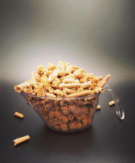 猫ちゃんに優しい木質ペレットの猫砂 ネコペレ® 袋タイプ 5kg×4袋(20kg)