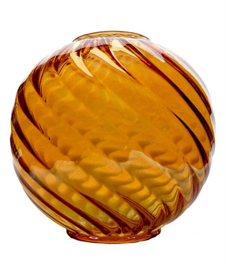 スパイラルシリーズグローブ ボール タイプ2  薄いアンバー