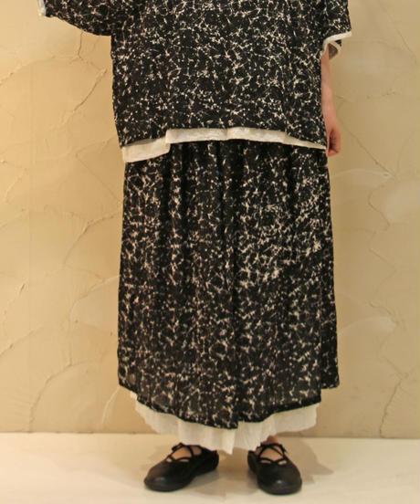 リバーボイルスカート(65033)