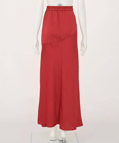 カラーナロースカート