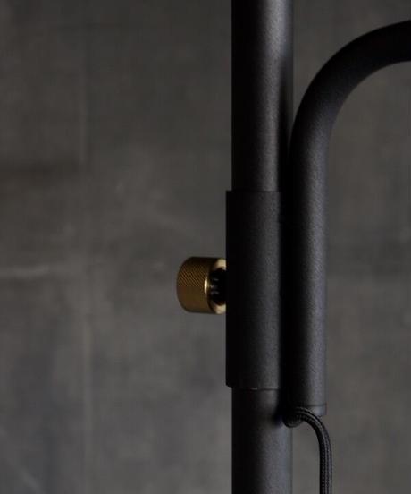 DRAW A LINE 突っ張り棒 専用ランプアーム