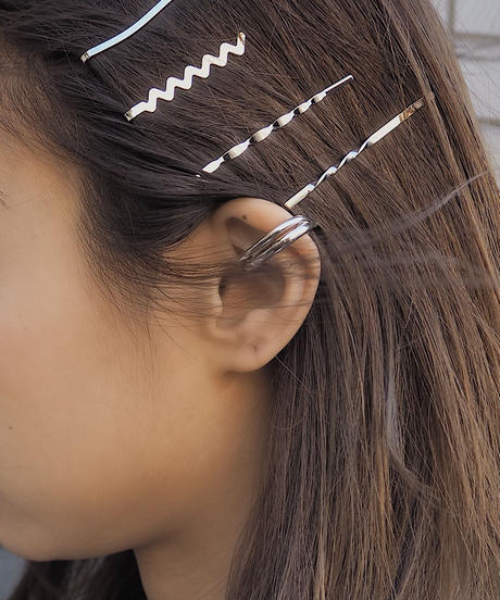 slim hair pin set