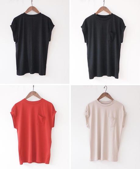 フレンチスリーブ Tシャツ