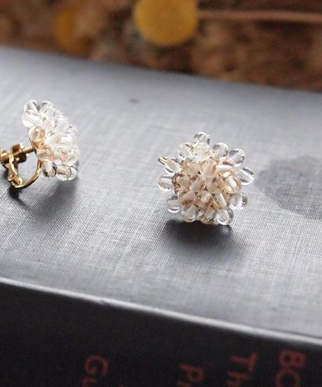Hand made earrings-j021