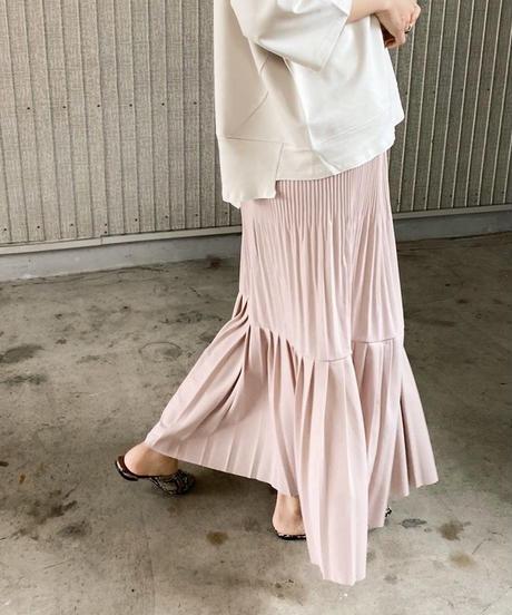 くすみパステル スカート