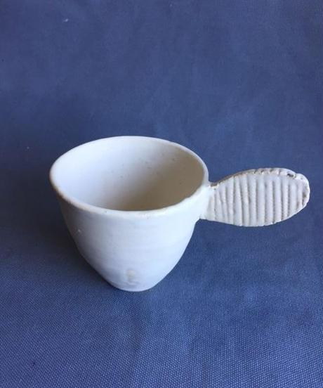 陶器 大きな耳まぐ