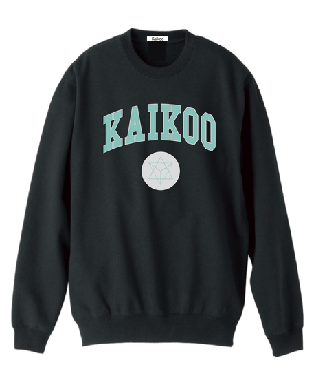 College Typography PRINT SWEAT