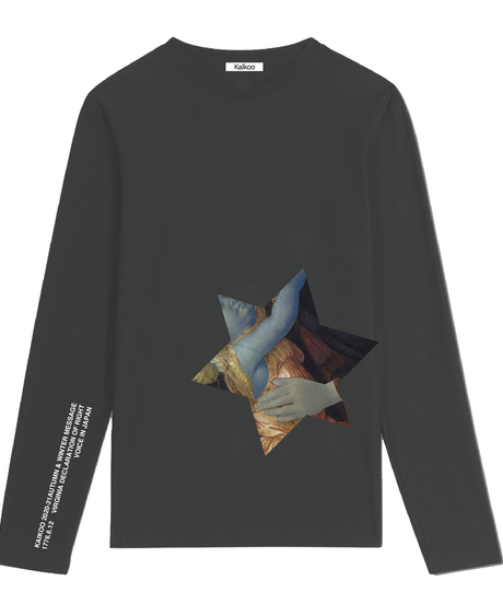 Hexagram Child L/S T-SHIRT