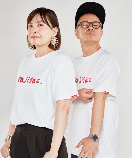 ヨメサック手書きロゴTシャツ【10月初旬発送】
