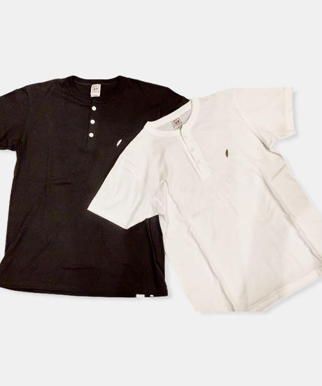 NATIVE HENRY NECK T-SHIRTS / SUMI