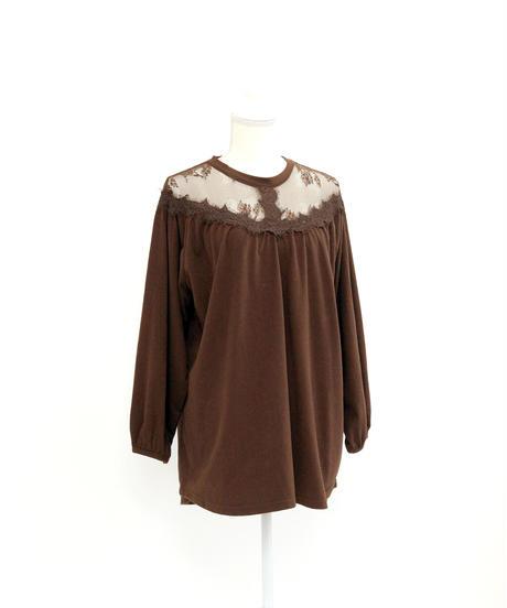 Decorte lace blouse