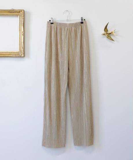 pleats pants(2color)