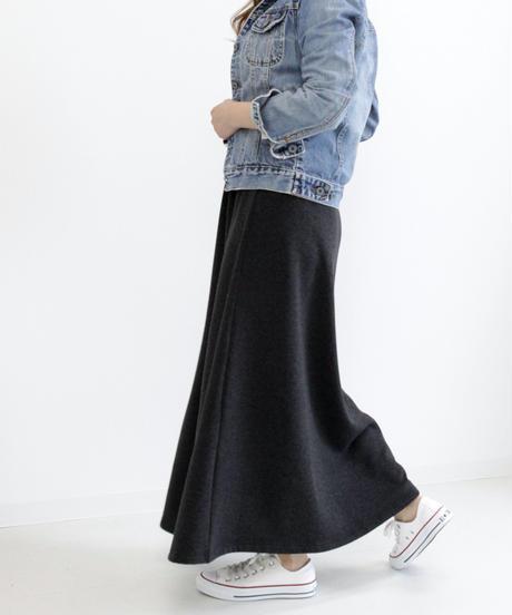 あったか裏起毛の高見えロングスカート【3980円⇒2980円】