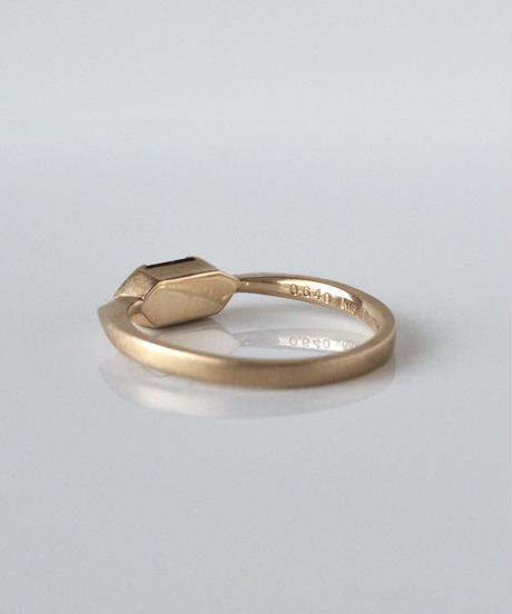 One of kind / Diamond Ring <K18YG> -R640C