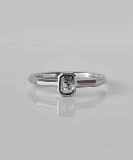 One of kind / Diamond Ring <PT900> -R520C