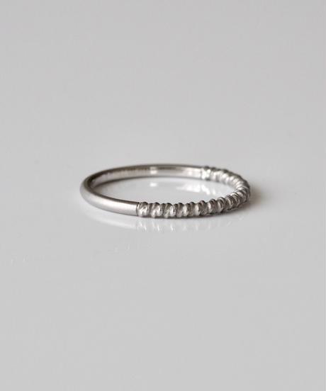 TWIST ring  <Pt900>