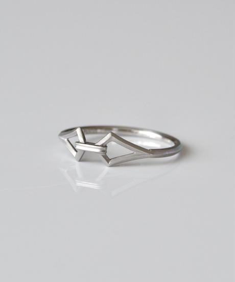 BIT ring - square  <Pt900>